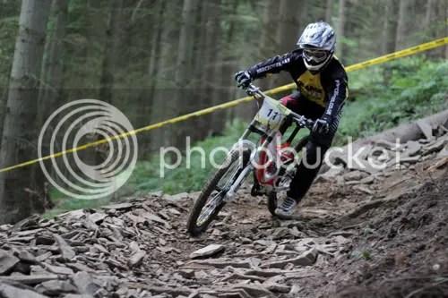 hopton castle downhill mountain bike 13