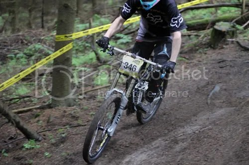 hopton castle downhill mountain bike 7