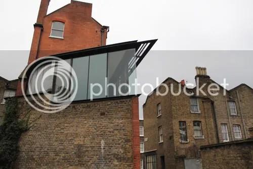 London Brick Architecture A1
