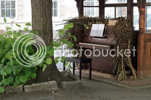 Street Piano London 2011 6