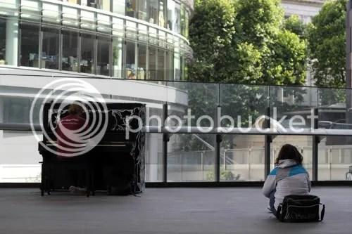 Street Piano London 2011 7