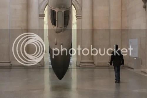 Tate Britain Fiona Banner Harrier 4
