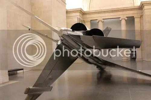 Tate Britain Fiona Banner Jaguar 1