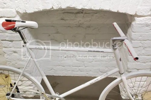 Tokyobike London 2