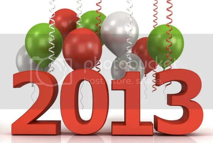 Happy New Year - 2013