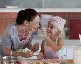 woman and daughter, oral health for women