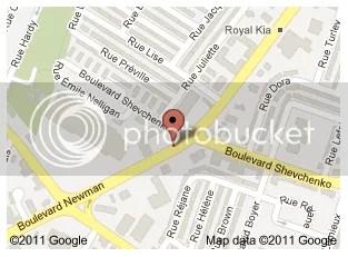 Lasalle Dental Centre Map