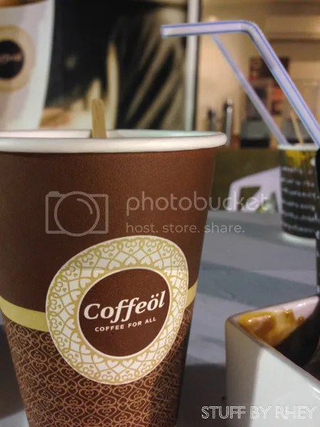 Coffee from Coffeol Dubai Food Festival Beach Canteen Kite Beach