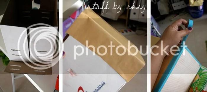 storage box assembly