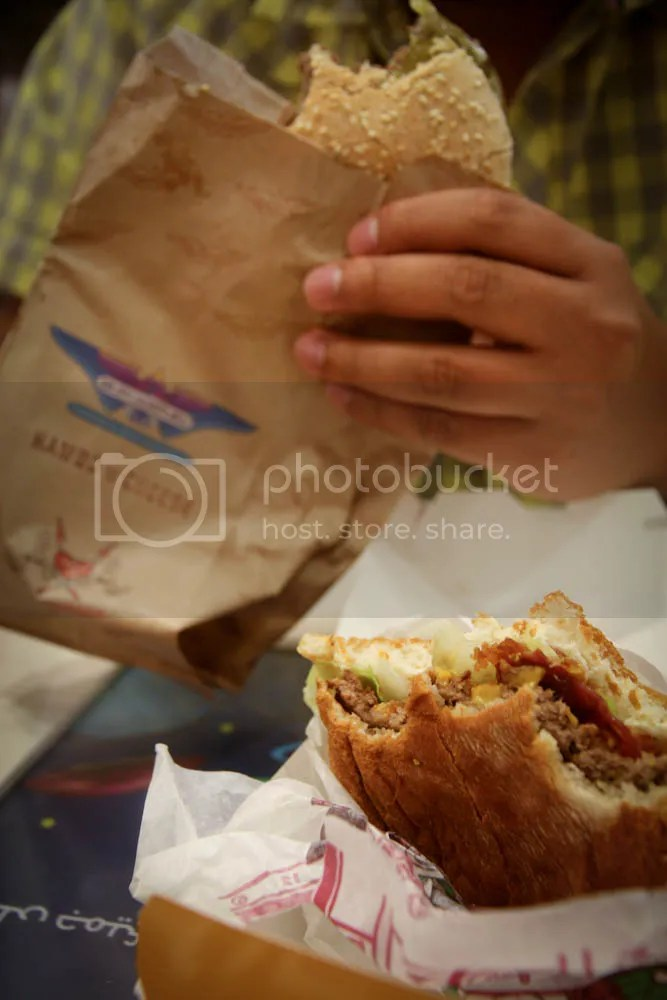 Steakhouse Burger from BK