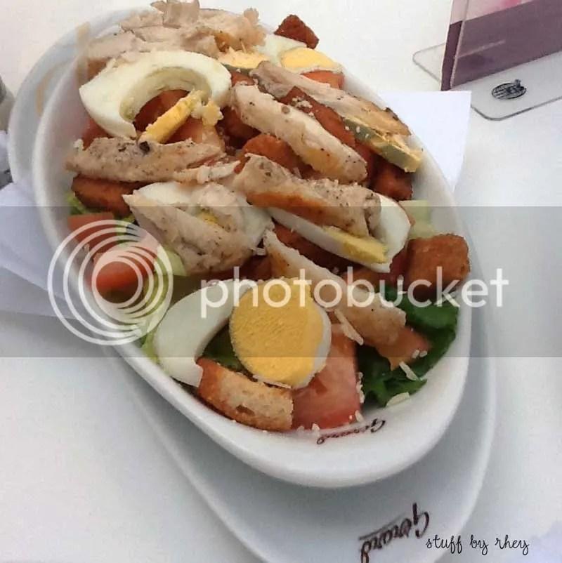 gerard cafe salad