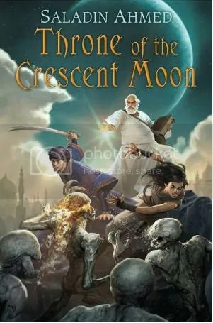 The throne of the crescent moon, one of the best fantasy books I have read so far