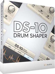 XLN Audio DS-10 Drum Shaper v1.0.3 (Mac OSX)