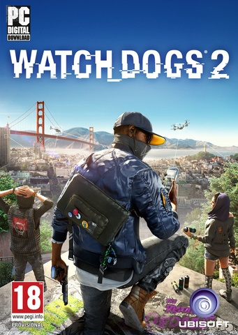 Watch Dogs 2: Digital Deluxe Edition v1.07 + DLCs + Bonus Content (2017) PC Game Full Download Repack For Free[16.5GB] , Highly Compressed PC Games Download For Free , Available in Direct Links and Torrent.