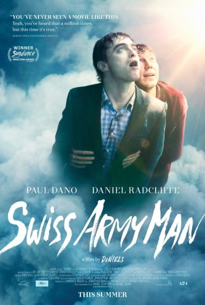Swiss Army Man 2016 DUAL COMPLETE BLURAY-GMB