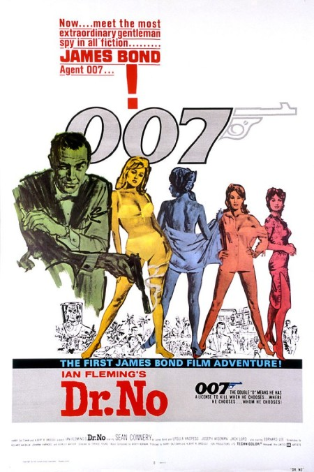 Dr  No 1962 1080p Blu-ray Remux AVC DTS-HD MA 5 1 - KRaLiMaRKo