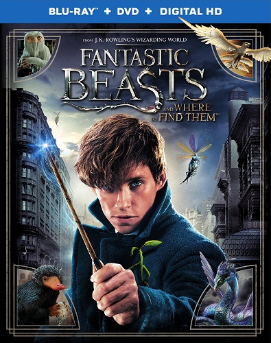 Fantastic Beasts And Where To Find Them 2016 1080p BluRay AVC Atmos TrueHD7 1-ESiR