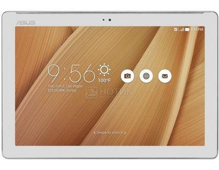 Планшет Asus ZenPad 10 Z300CNG 16Gb (Android 6.0 (Marshmallow)/x3-C3230 1200MHz/10.1' (1280x800)/1024Mb/16Gb/ 3G (EDGE, HSDPA, HSPA+)) [90NP0215-M02050]