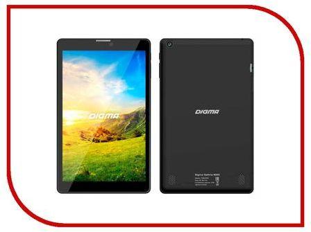 Планшет Digma Optima 8003 Black TS8073RW (RK3126 1.3 GHz/1024Mb/8Gb/Wi-Fi/Cam/8.0/1280x800/Android) 389894