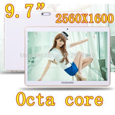 Планшетный ПК OEM 9,7 8 2560 X 1600 DDR3 4 32 8.0MP 3 G sim Wcdma + Gsm android4.4 7 8 9