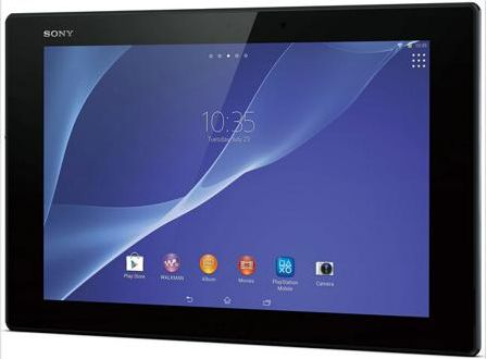 Планшет Sony  SGP511CN WIFI 16GB Xperia Z2 Tablet SGP511JP/B