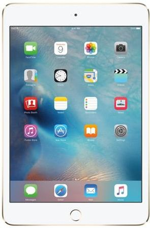 Apple iPad mini 4 32Gb Wi-Fi + Cellular Gold (MNWG2RU/A)