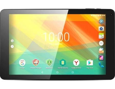 Планшет Планшет Prestigio MultiPad Wize 3111 3G (Android 6.0 (Marshmallow)/MTK8321 1300MHz/10.1' (1280x800)/1024Mb/16Gb/ 3G (EDGE, HSDPA, HSPA+)) [PMT31313GDCIS]