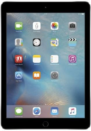 Планшет Apple iPad Air 2 Wi-Fi 32GB Space Grey MNV22RU, A