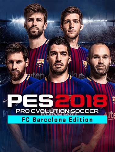 Pro Evolution Soccer 2018 v1.0.1.02 + RCMP 2018 PC Game Full Download Repack For Free [8.2GB] , PES 2018 Highly Compressed , Available in Direct Links and Torrent .