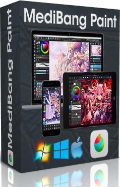 MediBang Paint Pro 13.1 (x86/x64) + Portable