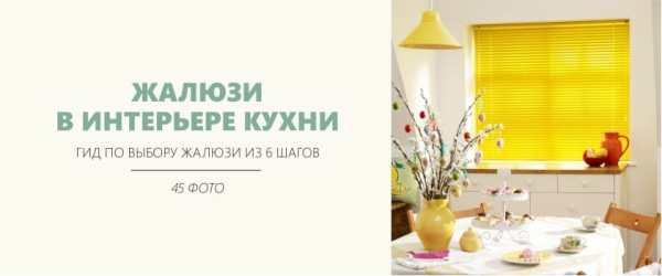 Жалюзи для кухни — 6 шагов выбора и 45 современных фото ...