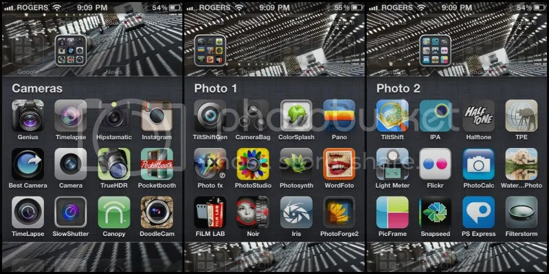 too many photo apps