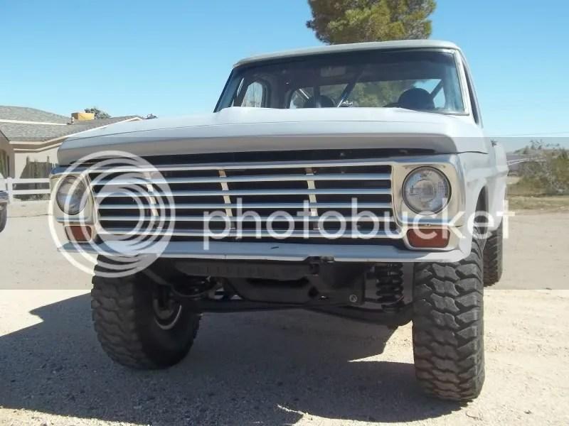 1970 F100 Prerunner Ford