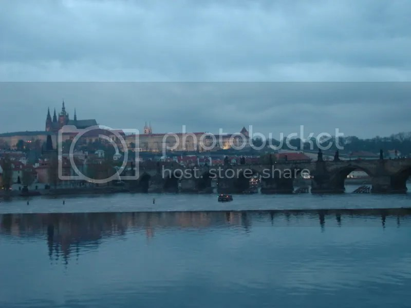Prague Castle Czech Republic Praha Bohemia glass beads beader beading European holiday