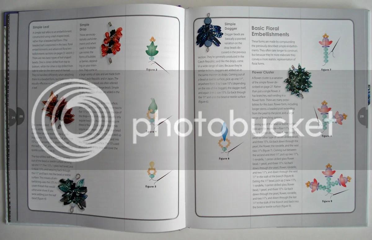 Lark Books blogaversary giveaway Laura McCabe Beaded Embellishment artist beading beadwork bead embroidery jewelry making book