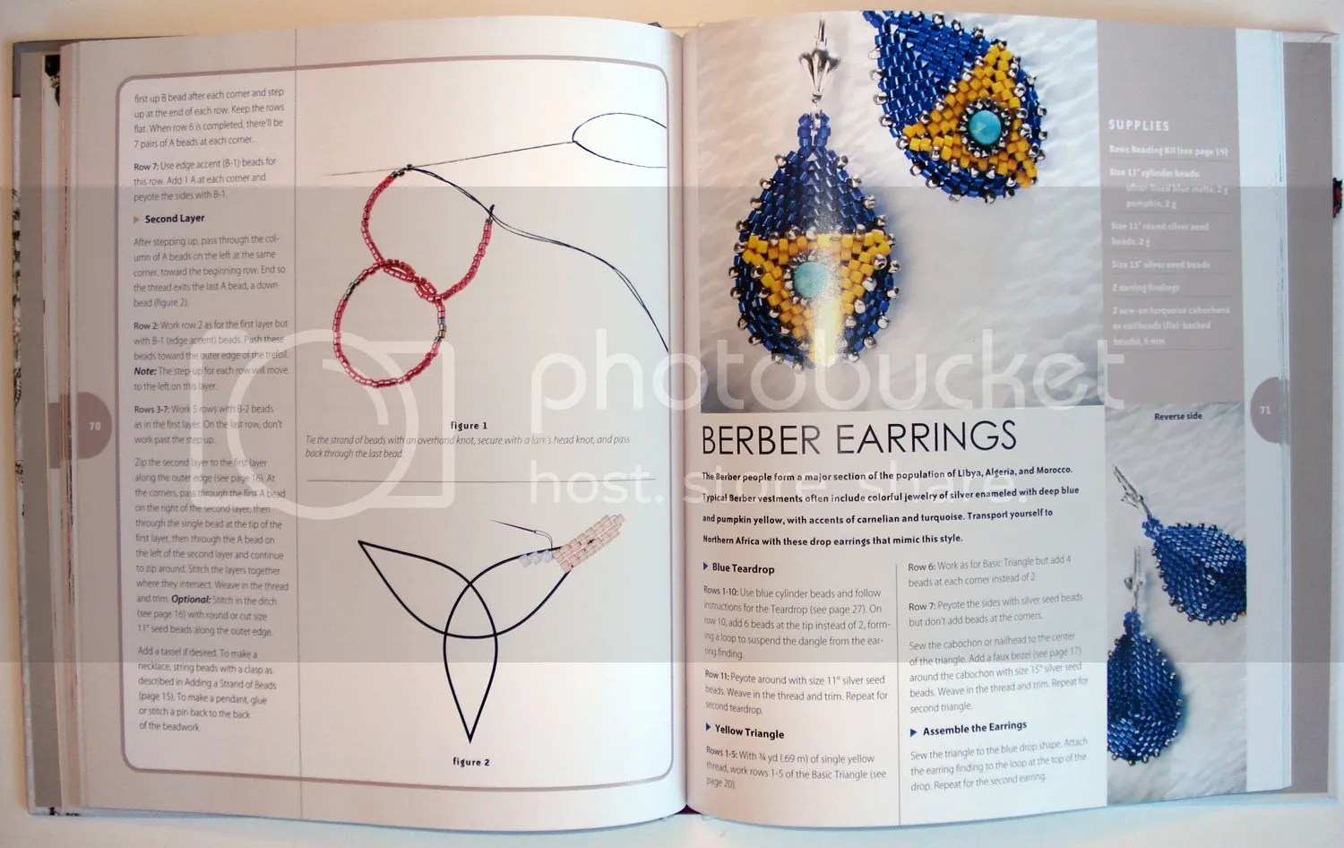 beadweaving Shaped Beadwork by Diane Fitzgerald beading bead embroidery jewelry making Lark books review