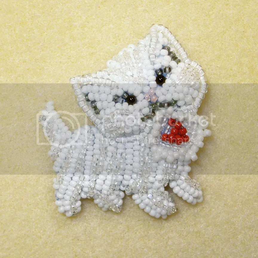 beaded heart shaped purse valentine cat kitty etsy custom order handbag