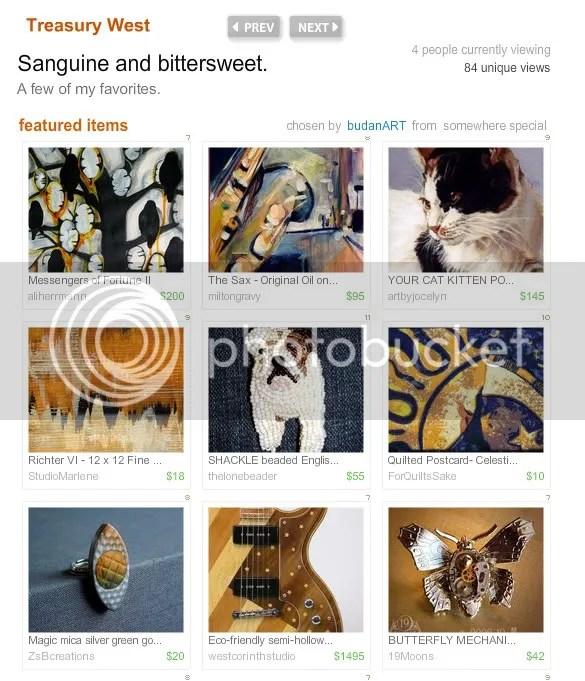 Etsy Treasury West beaded English bulldog brooch wearable art pin thelonebeader