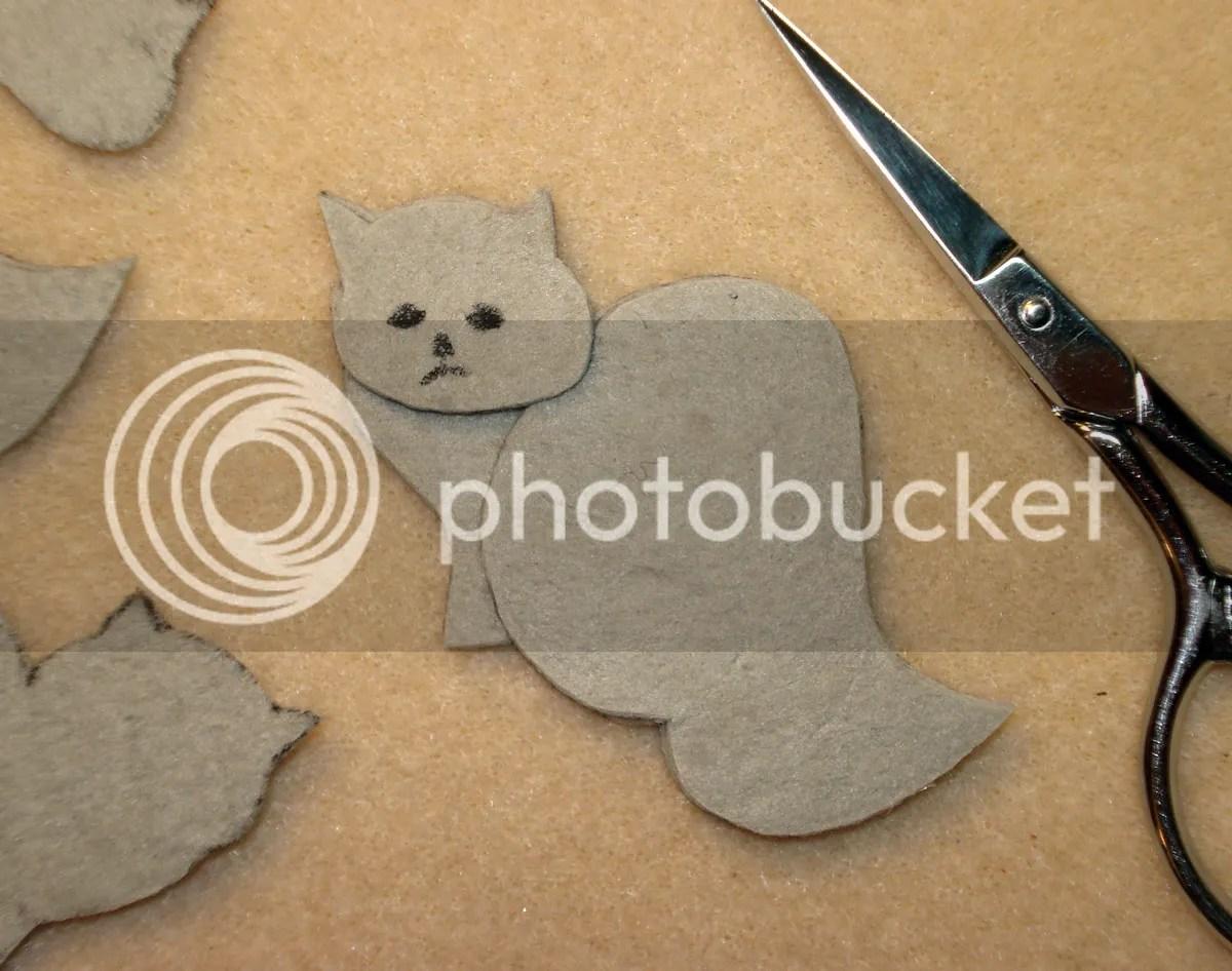 nicole's beadbacking lacys stiff stuff bead embroidery gray persian cat pin etsy