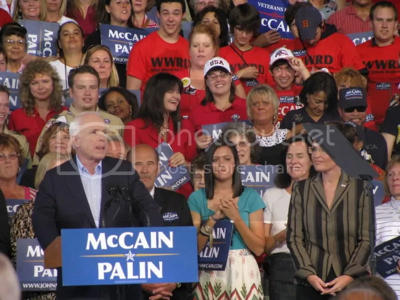 McCain Speaking