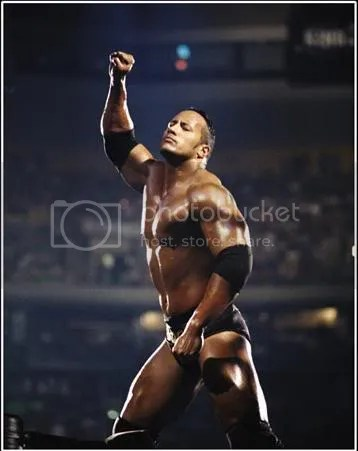 if you smmmellllll.... what the rock is cookin'