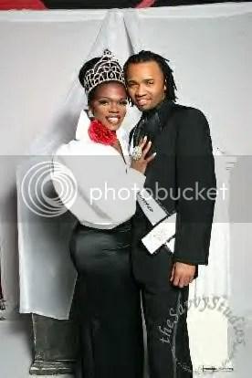 Mr. & Miss Black America Newcomer '04