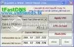 tFastDNS - Thay đổi DNS nhanh bằng một cú nhấp chuột, software vnfriends.tk