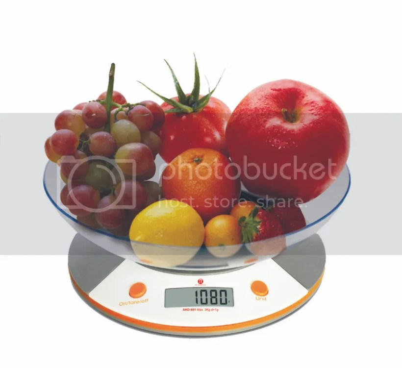 health photo: Digital Kichen Scale AKD-801.jpg