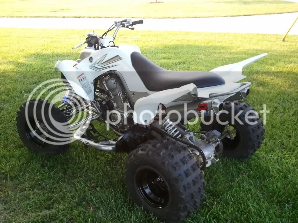 2007 Raptor 700r Yamaha Gytr