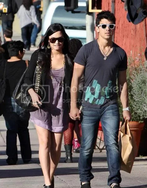 Demi Lovato e Joe Jonas