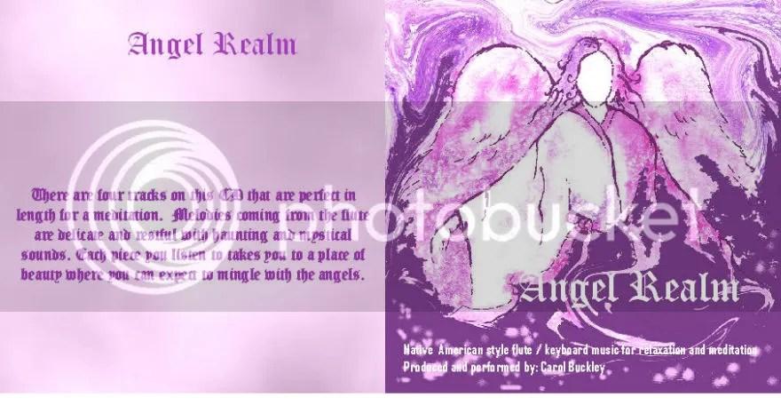 Angel Realm,Angel Realm CD,flute,Flutist Carol Buckley,flutist,flute lessons,Arizona Flutes and Native Arts,Camp Verde AZ,Camp Verde,Arizona,music,Musician,Native Music