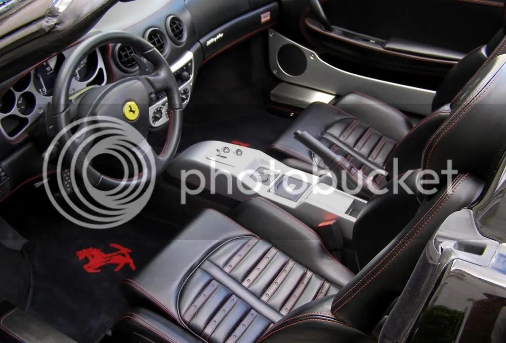 Swirl Free Black Ferrari 360 Spider Mercedes Benz Forum
