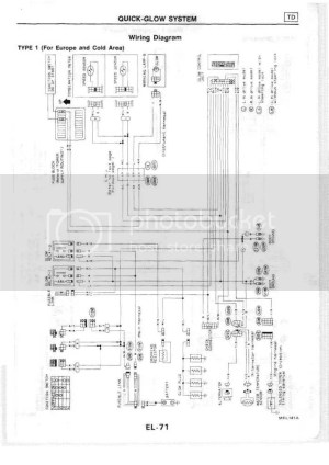 TD27 Glow plug system  OffroadExpress