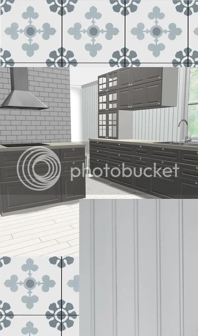 Bodbyn-kjøkken i hvitt eller grått? Fargekoder Bodbyn: BODBYN ...